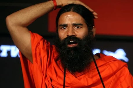 Baba Ramdev will also get corona vaccine installed (File pic)