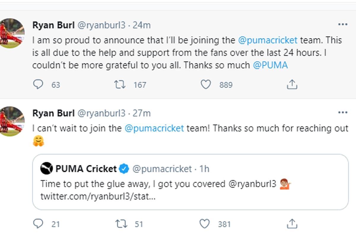 बर्ल ने कंपनी को धन्यवाद दिया है. कोरोना वायरस के बढ़ते मामलों के कारण क्रिकेट सीरीज आयोजित नहीं हो पा रही हैं. ऐसे में जिम्बाब्वे जैसे छोटे देश के खिलाड़ियों के सामने भी आर्थिक संकट खड़ा हो गया है.