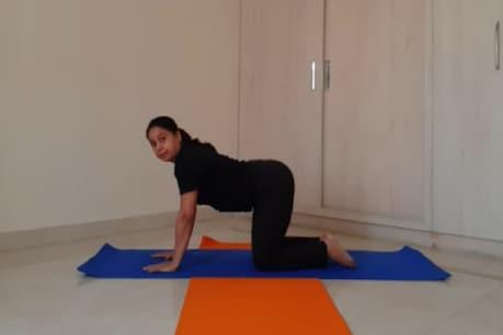 Learn from yoga expert Savita Yadav