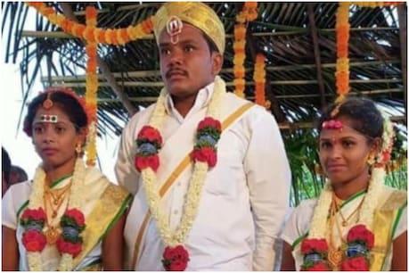 7 मई को एक ही मंडप पर शादी हुई