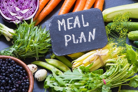 Pay close attention to your meal plan.  Image / shutterstock