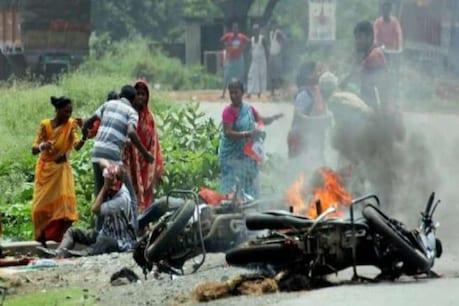 राज्य में हिंसा की कथित घटनाओं के लिए भाजपा ने तृणमूल कांग्रेस को जिम्मेदार ठहराया.