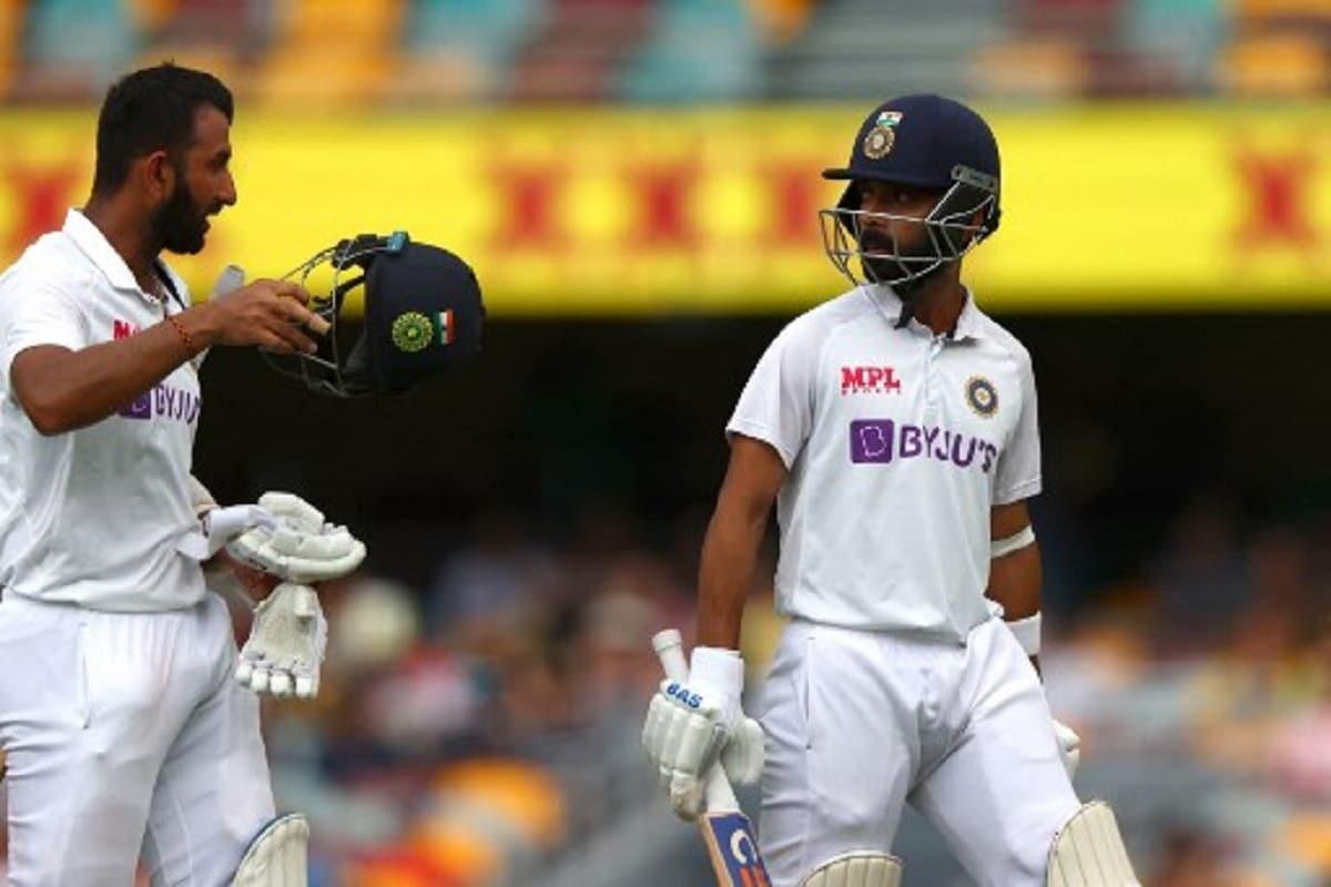 लॉर्ड्स के मैदान पर मौजूदा भारतीय बल्लेबाजों की बात करें तो सिर्फ अजिंक्य रहाणे की ऐसे बल्लेबाज हैं, जिनका स्कोर 100 रन के पार है. रहाणे ने इस मैदान पर 4 पारियों में 139 रन बनाए. (AFP)