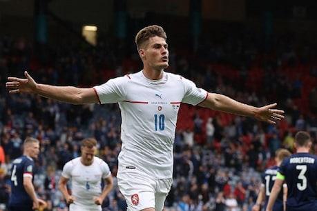 EURO 2020: Patrick Schick scores two goals, Czech Republic wins (Photo-AFP)