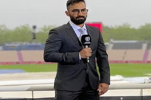 WTC FINAL: दिनेश कार्तिक ने विराट कोहली की कप्तानी की तारीफ की (PC-दिनेश कार्तिक इंस्टाग्राम)