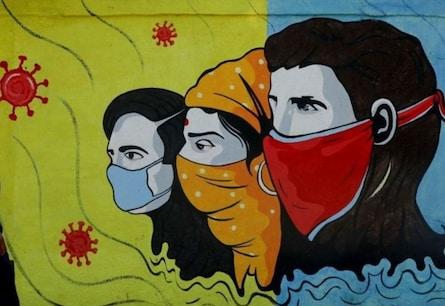 कोरोना संक्रमण के मामलों के कारण मणिपुर के सात जिलों में कर्फ्यू  ( प्रतीकात्मक फोटो )
