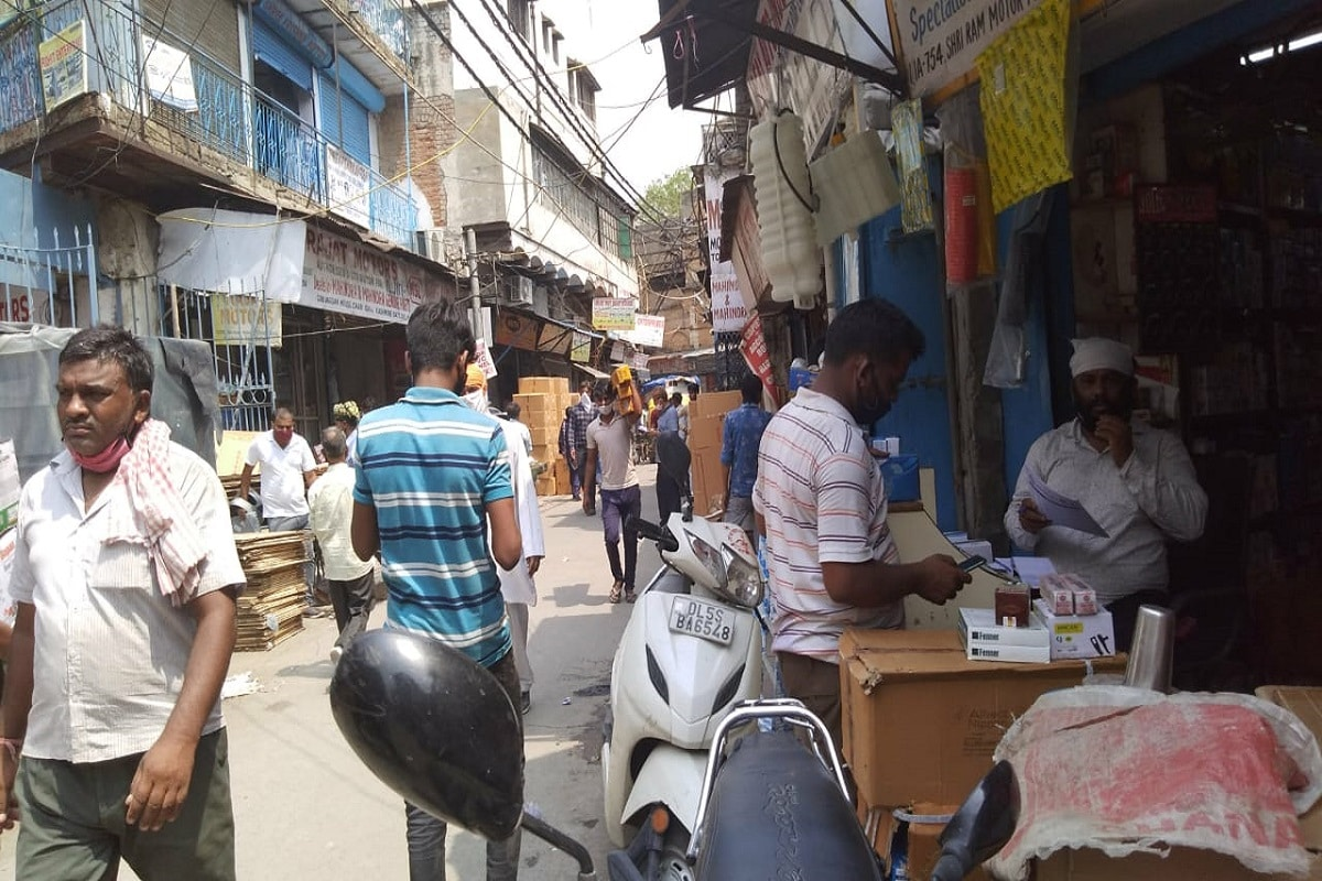 Coronavirus, COVID-19, Delhi Government, Delhi markets, Delhi Unlock, Markets Reopen, कोरोना संक्रमण कोविड-19 दिल्ली सरकार दिल्ली बाजार दिल्ली अनलॉक बाजारों का पुनः खुलना