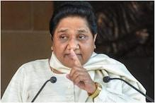 बीजेपी वाले बयान पर मायावती का पलटवार, कहा- UP में ऑक्सीजन पर चल रही कांग्रेस