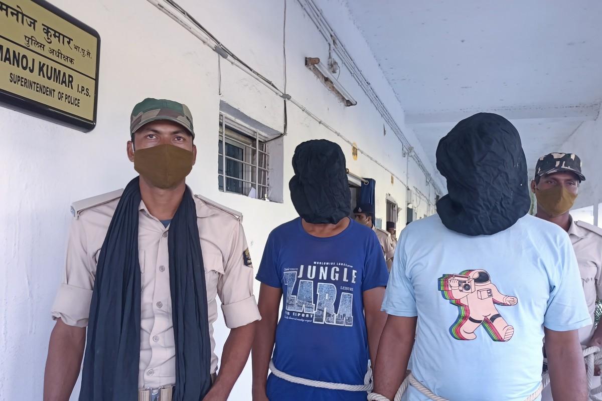 बिहार पुलिस की बड़ी कार्रवाई, नेपाल के भूमिगत संगठन का सैन्य कमांडर आरके यादव गिरफ्तार