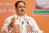 भाजपा अध्यक्ष जेपी नड्डा ने गोवा में मंगेश मंदिर में की पूजा-अर्चना