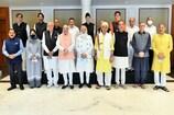 PM मोदी की बैठक के बाद बोले राज्य के पूर्व डिप्टी सीएम, नहीं उठा PAK का मुद्दा
