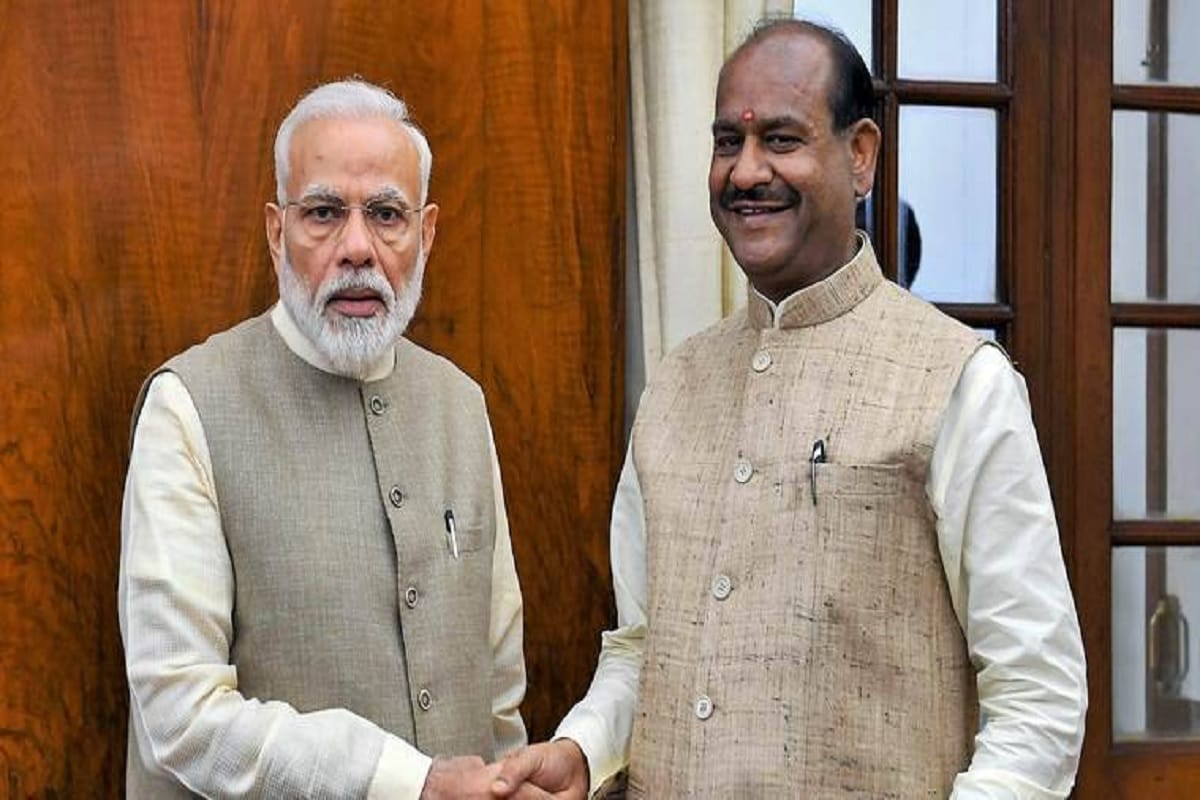 Why PM Narendra Modi Praise Lok Sabha Speaker Om Birla PM मोदी ने क्यों की लोकसभा  अध्यक्ष ओम बिरला की तारीफ