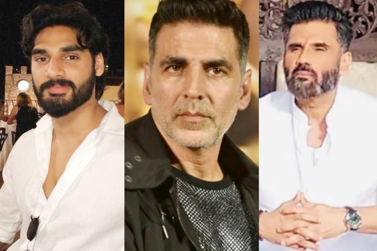 Akshay Kumar will work with Suniel Shetty's son!  Ahan Shetty is ready to make her debut in Bollywood