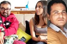 अनुराग और उनकी बेटी के इंटरव्यू पर भड़के शमास सिद्दीकी, कहा- 'निहायत ही घटिया'
