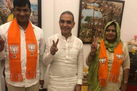 नामांकन से चंद घंटे पहले RLD उम्मीदवार हुआ BJP में शामिल