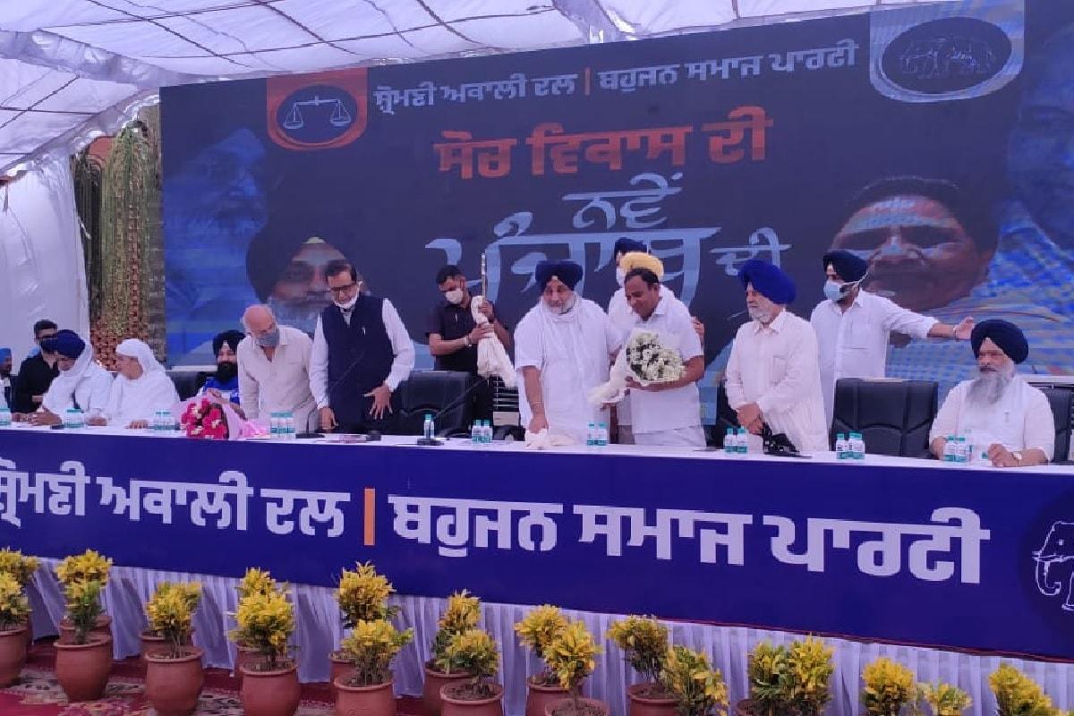 पंजाब: आखिर कैसे मायावती और सुखबीर सिंह बादल बढ़ा सकते हैं कैप्टन अमरिंदर  सिंह की मुश्किलें?- Punjab mayawati and sukhbir singh badal Set to  challenge captain amrinder singh