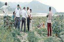 सिरमौर: जब युमना नदी का जलस्तर बढ़ने से चिता समेत बह गया कोरोना संक्रमित का शव