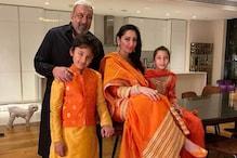 संजय कुछ दिन बाद मुंबई से फिर दुबई लौटे, मान्यता दत्त और बच्चों के पास गए!