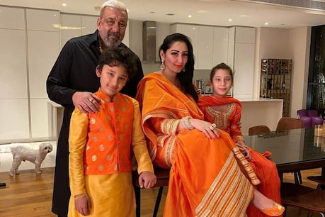 Sanjay Dutt's family is living comfortably in Dubai for 4 to 5 months.  (Photo Credit @duttsanjay/Instagram)