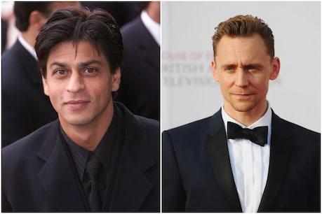 शाहरुख ने कहा कि वह टॉम की वेब सीरीज 'लोकी' देखने को बेहद उत्सुक हैं. (Photo Credit - Reuters and File Photo)