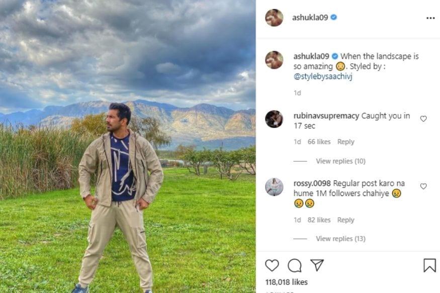 Abhinav Shukla, abhinav shukla modelling days, abhinav shukla unseen photo, Social Media, Social Media Users, Throwback Pic