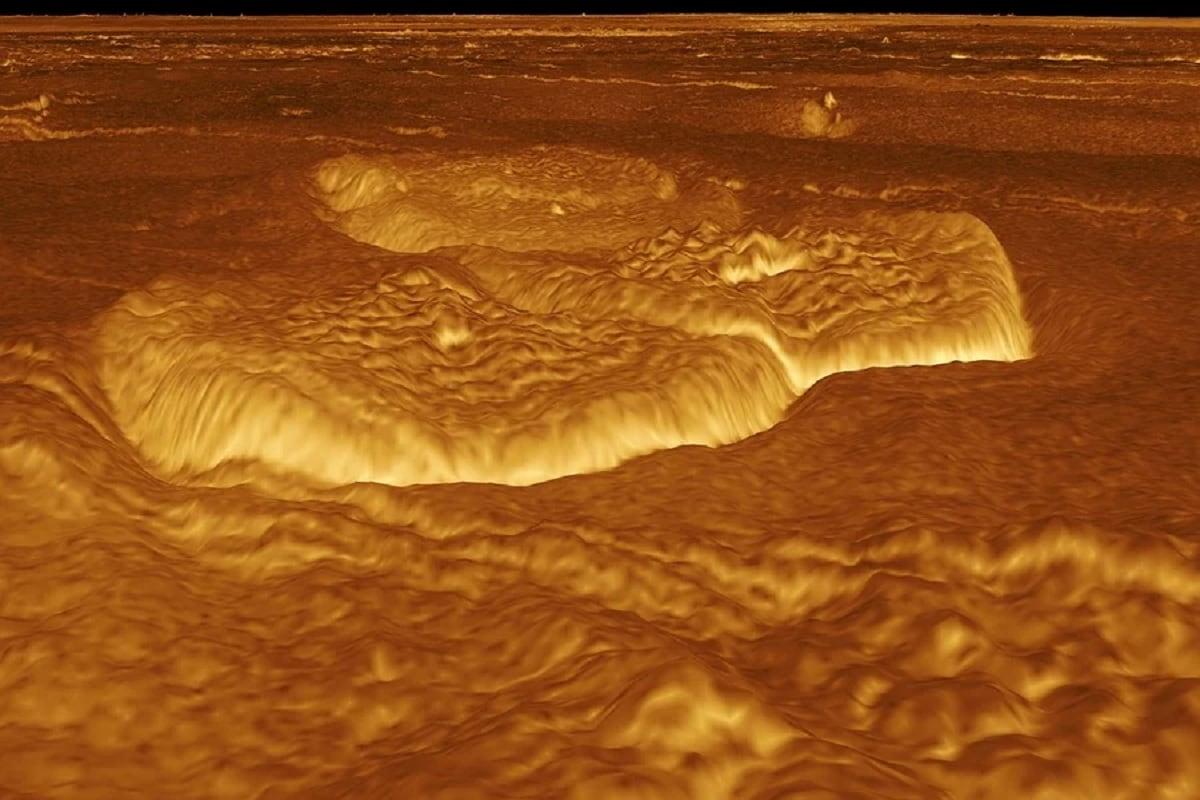 Space, NASA, Solar System, Venus, Mars, Earth, Life beyond Earth, Phosphine,