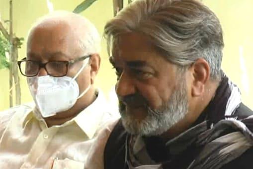 महाभारत के द्रोणाचार्य नरेश पाल ने हरियाणा के गृह मंत्री अनिल विज से इंसाफ की गुहार लगाई है.