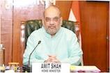 सीमा विवाद के मुद्दे पर पूर्वोत्तर राज्यों के CM के साथ शाह की बैठक जारी
