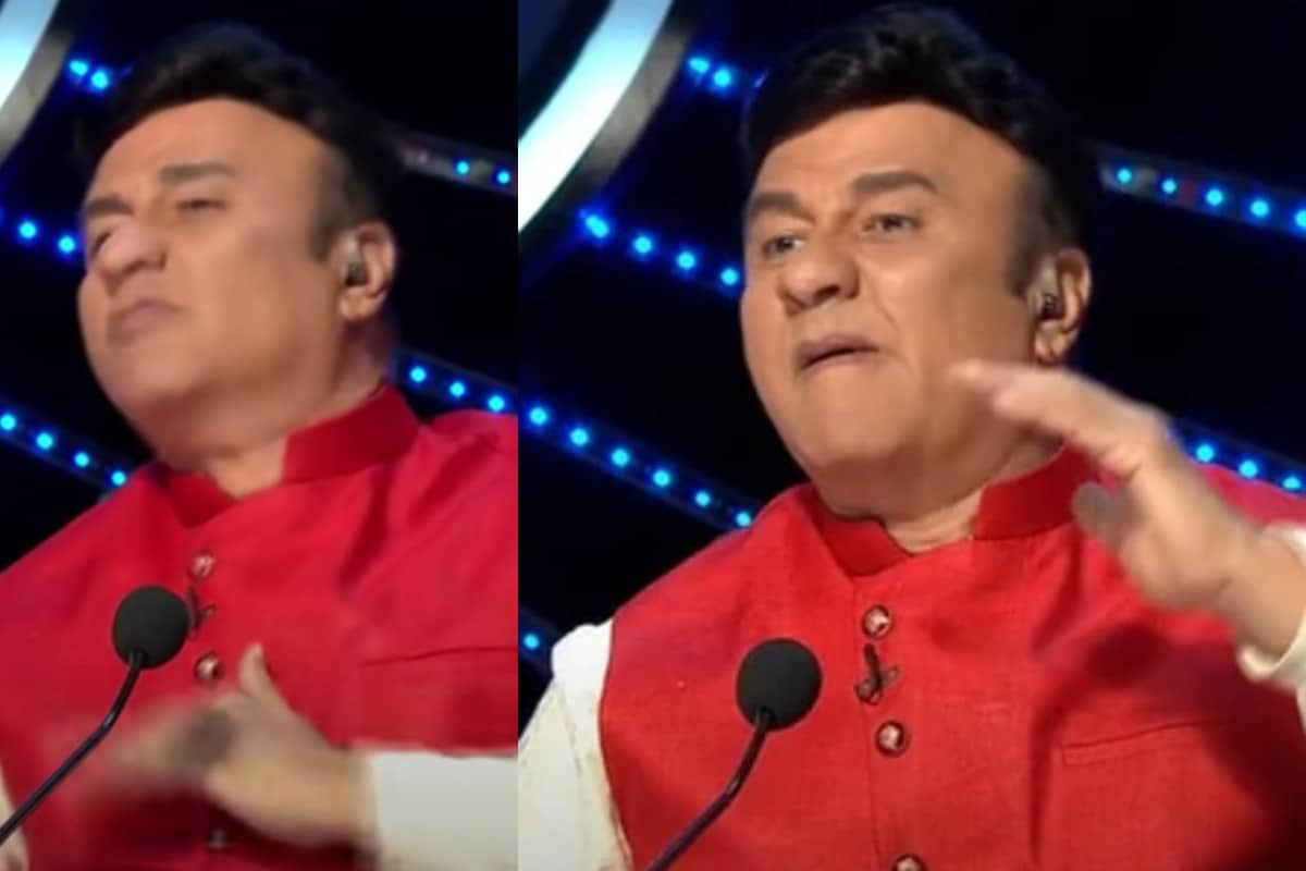 Indian Idol: Anu Malik stunned himself after listening to the song of the contestant, the old video went viral