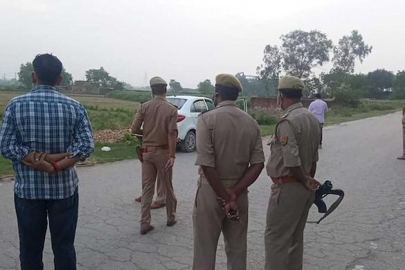 पुलिस मुठभेड़ में दबोचा गया हिस्ट्रीशीटर धर्मदेव (File photo)