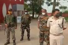 चतरा में ड्यूटी पर तैनात सीआरपीएफ जवान ने साथी को गोली मार खुद को भी उड़ाया