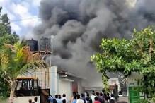 पुणे: सैनिटाइजर फैक्ट्री में लगी आग में अब तक 15 महिलाओं सहित 18 लोगों की मौत