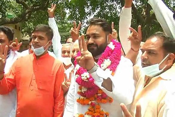 मेरठ जिला पंचायत अध्यक्ष चुनाव में बीजेपी के गौरव चौधरी की जीत तय