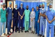 AMU के JNMC में एक घंटे के लिए रोका गया 9 साल के बच्चे का दिल, फिर चला ऑपरेशन
