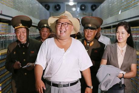 North Korean dictator Kim Jong Un (AP)