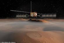 NASA का दावा: मंगल पर 1-2 नहीं हो सकती हैं दर्जनों झीलें, जमा हुआ है पानी