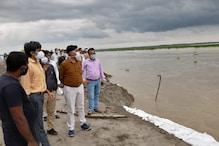 हरिद्वार बैराज से पानी छोड़ने के बाद मेरठ में बाढ़ का खतरा, DM ने किया अलर्ट