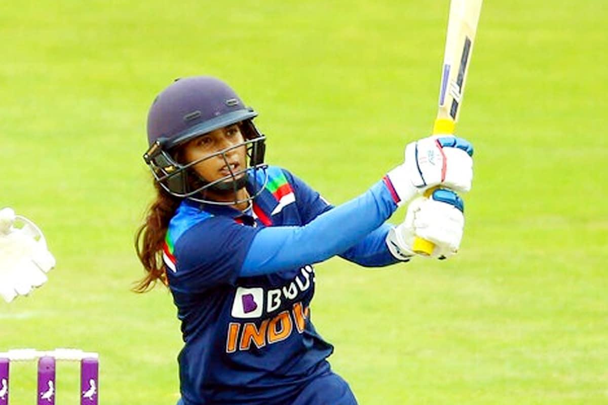 IND W VS ENG W: भारत 221 रनों पर ऑल आउट, मिताली-शेफाली की पारी पर भारी पड़ी केट क्रॉस