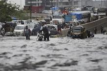 मुंबई-ठाणे में झमाझम से कई सड़कें डूबीं, 17-18 जून को भारी बारिश का अलर्ट