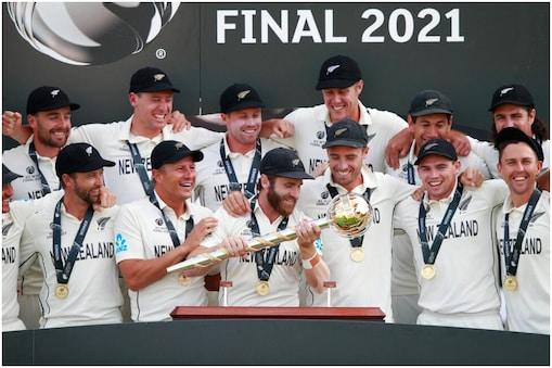 ICC Test Rankings: केन विलियम्सन ने फाइनल में अर्धशतक लगाया था. (AP)