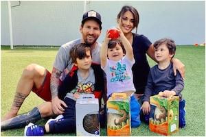 Happy Birthday Lionel Messi: 5 साल की उम्र में अंतोनेया को दिल दे बैठे मेसी, 25 साल बाद रचाई थी शादी