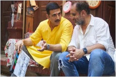 The shooting of the film 'Raksha Bandhan' was to start in April.  (Photo Credits: Instagram/akshaykumar)