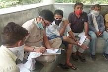पानीपत: PGI से जीजा का शव लेकर लौट रहे थे, हादसे में साली की मौत, पति घायल