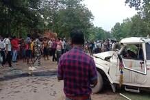 रायगढ़: सवारियों से भरी पिकअप और ट्रक में टक्कर, 6 की मौत, 20 घायल