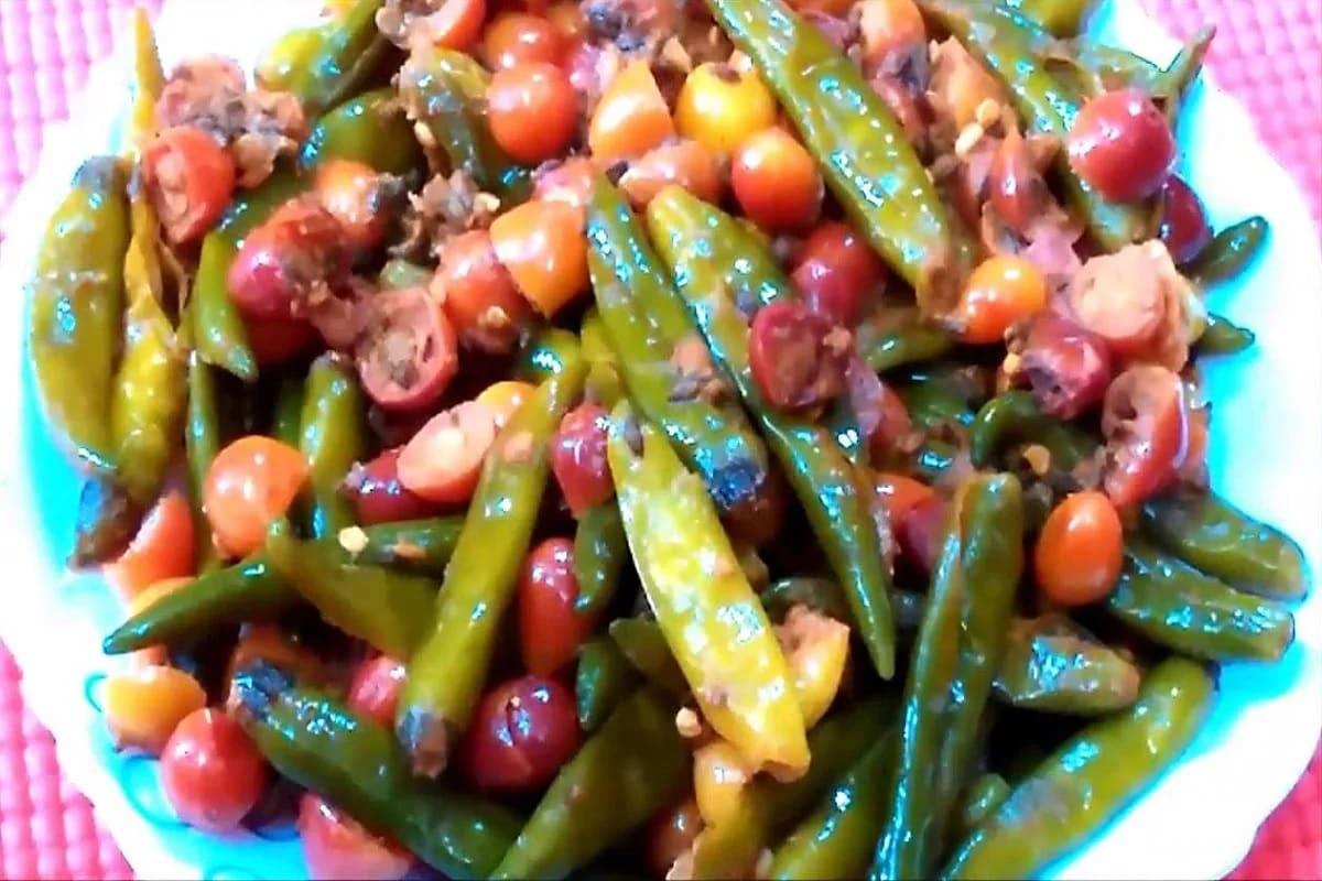 make Karonda Green Chilli Recipe– News18 Hindi