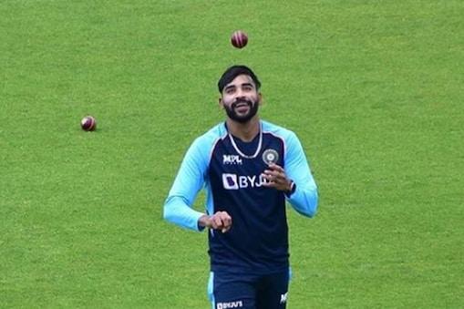 पेसर मोहम्मद सिराज ने ऑस्ट्रेलिया के खिलाफ टेस्ट सीरीज में उनका प्रदर्शन कमाल रहा और अब वह इंग्लैंड में भी खुद को साबित करना चाहते हैं. (Instagram)