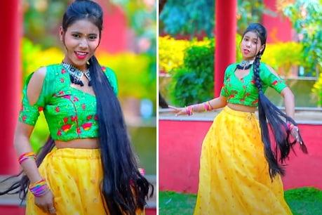 अंतरा सिंह प्रियंका के गाने पर इस लड़की के डांस को खूब देखा जा रहा है.