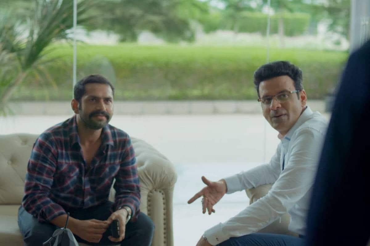 Manoj Bajpayee, Samantha Akkineni, The Family Man 2 Review