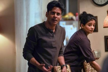 मनोज बाजपेयी ने सीरीज में श्रीकांत तिवारी का किरदार निभाया है. (फोटो साभारः इंस्टाग्रामः amazon prime))