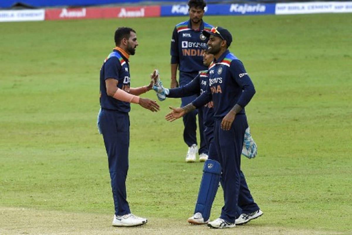IND VS SL, 2nd ODI: भुवनेश्वर कुमार-मनीष पांडे ने तोड़ा दीपक चाहर का दिल, मैदान पर दिखे मायूस